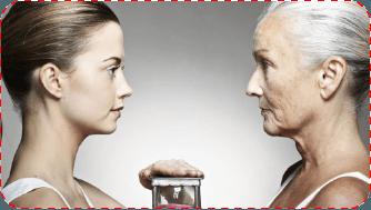 Lão hóa nhanh đề kháng giảm sút và thông đỏ