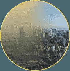 Môi trường ô nhiễm từ không khí đến nguồn nước